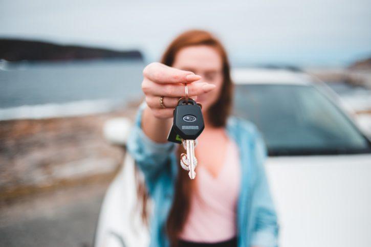 Car Surf Key