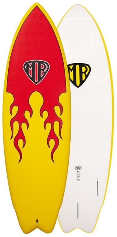 Ocean & Earth -MR Twin Surfboard